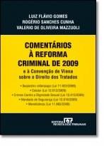 COMENTARIOS A REFORMA CRIMINAL DE 2009