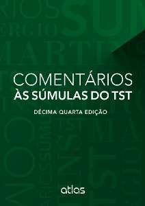 COMENTARIOS AS SUMULAS DO TST