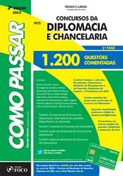COMO PASSAR EM CONCURSOS DA DIPLOMACIA E CHANCELARIA- COL. COMO PASSAR