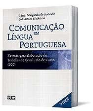 COMUNICACAO EM LINGUA PORTUGUESA