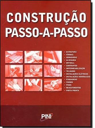 CONSTRUCAO PASSO-A-PASSO - VOL.1