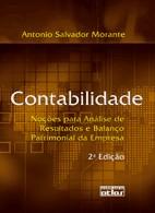CONTABILIDADE - NOCOES PARA ANALISE DE RESULTADOS E BALANCO PATRIMONIAL DA