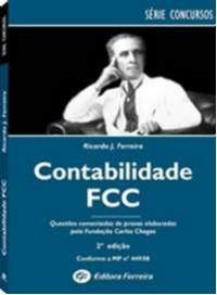 CONTABILIDADE - PROVAS COMENTADAS DA FCC