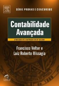 CONTABILIDADE AVANCADA - SERIE PROVAS E CONCURSOS