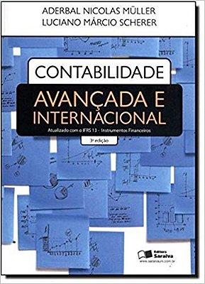 CONTABILIDADE AVANCADA E INTERNACIONAL