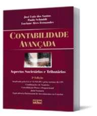 CONTABILIDADE AVANCADA: ASPECTOS SOCIETARIOS E TRIBUTARIOS