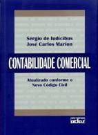 CONTABILIDADE COMERCIAL - LIVRO-TEXTO
