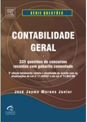 CONTABILIDADE GERAL - SERIE: QUESTOES