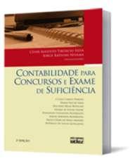 CONTABILIDADE PARA CONCURSOS E EXAME DE SUFICIENCIA