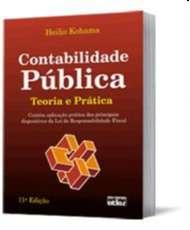 CONTABILIDADE PUBLICA - TEORIA E PRATICA