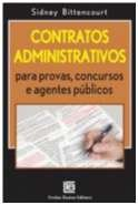 CONTRATOS ADMINISTRATIVOS PARA PROVAS, CONCURSOS E AGENTES PUBLICOS