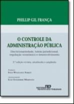 CONTROLE DA ADMINISTRACAO PUBLICA, O - DISCRICIONARIEDADE, TUTELA JURISDICI