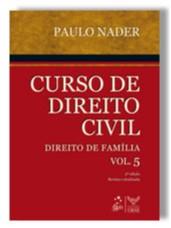 CURSO DE DIREITO CIVIL - DIREITO DE FAMILIA - VOL.5