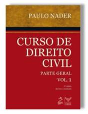 CURSO DE DIREITO CIVIL - PARTE GERAL - VOL. 1