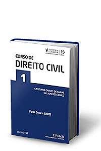 CURSO DE DIREITO CIVIL - VOL. 1