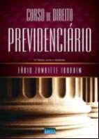 CURSO DE DIREITO PREVIDENCIARIO