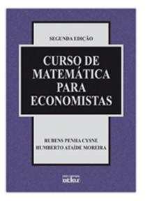 CURSO DE MATEMATICA PARA ECONOMISTAS