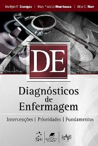 DE - DIAGNOSTICOS DE ENFERMAGEM