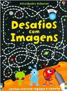 DESAFIOS COM IMAGENS - CAIXA - COL. ATIVIDADES USBORNE