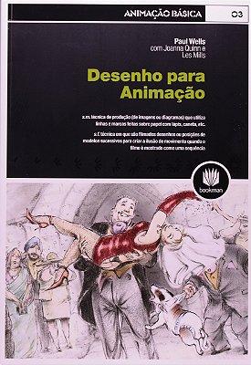 DESENHO PARA ANIMACAO - VOL. 3