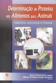 DETERMINACAO DE PROTEINA ALIMENTOS PARA ANIMAIS
