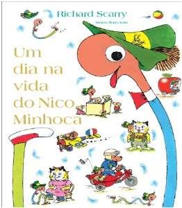 DIA NA VIDA DO NICO MINHOCA, UM