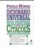 DICIONARIO UNIVERSAL DE CITACOES