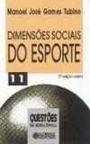 DIMENSOES SOCIAIS DO ESPORTE