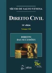 DIREITO CIVIL - DIREITO DAS SUCESSOES - VOL VII