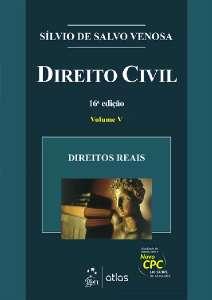 DIREITO CIVIL - DIREITOS REAIS - VOL. V