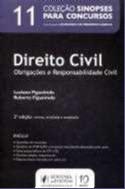 DIREITO CIVIL - OBRIGACOES E RESPONSABILIDADE CIVIL - VOL.11 - COL. SINOPSE