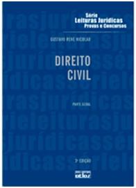 DIREITO CIVIL - PARTE GERAL - SERIE: LEITURAS JURIDICAS PROVAS E CONCURSOS