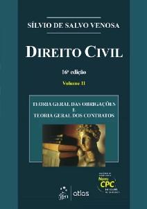 DIREITO CIVIL - TEORIA GERAL OBRIGACOES - VOL II