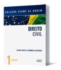 DIREITO CIVIL - VOL. 1 - COL. EXAME DA ORDEM