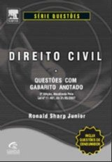 DIREITO CIVIL QUESTOES COM GABARITO ANOTADO - SERIE QUESTOES
