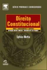 DIREITO CONSTITUCIONAL - SERIE PROVAS E CONCURSOS