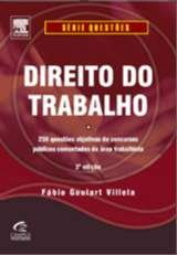 DIREITO DO TRABALHO - SERIE QUESTOES