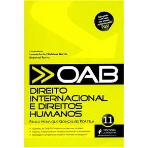 DIREITO INTERNACIONAL E DIREITOS HUMANOS - VOL.11