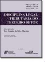 DISCIPLINA LEGAL TRIBUTARIA DO TERCEIRO SETOR
