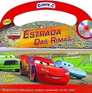 DISNEY CARROS - ESTRADA DAS RIMAS - COL. CANTE