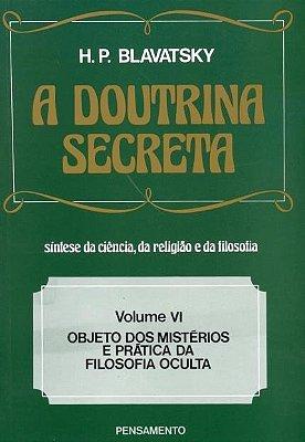 DOUTRINA SECRETA, A - VOL. 6