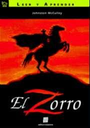 EL ZORRO - COL. LEER Y APRENDER