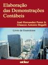 ELABORACAO DAS DEMONSTRACOES CONTABEIS - LIVRO DE EXERCICIOS