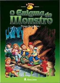 ENIGMA DO MONSTRO, O - COL. A TURMA 5