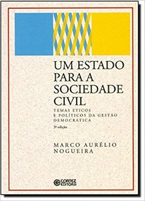 ESTADO PARA A SOCIEDADE CIVIL, UM - TEMAS ETICOS E POLITICOS DA GESTAO DEMO