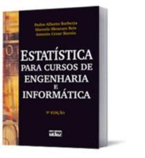 ESTATISTICA PARA CURSOS DE ENGENHARIA E INFORMATICA