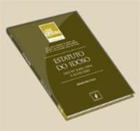 ESTATUTO DO IDOSO - VOL.03 - COLECAO LEIS ESPECIAIS