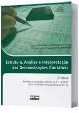 ESTRUTURA, ANALISE E INTERPRETACAO DAS DEMONSTRACOES CONTABEIS- AMPLIADA E
