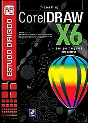 ESTUDO DIRIGIDO DE CORELDRAW X6 EM PORTUGUES