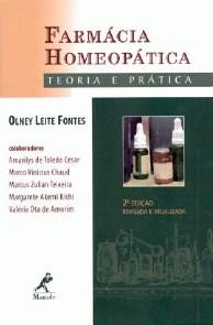 FARMACIA HOMEOPATICA - TEORIA E PRATICA
